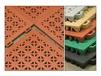 AERGO PERFORATED FLOOR TILE